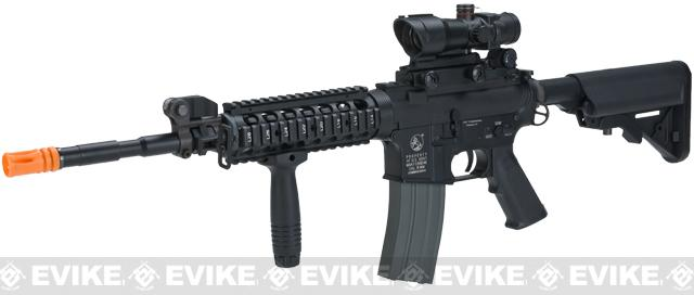 Classic Army Colt Licensed M15A4 PMC-2 Carbine 2014 Spartan Version Airsoft AEG Rifle