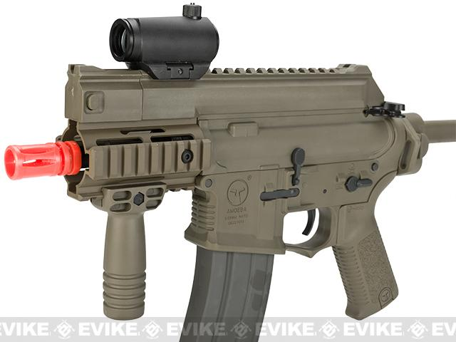 ARES Amoeba CCR M4 Airsoft AEG Machine Pistol - Dark Earth