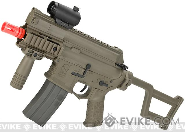 Bone Yard - ARES Amoeba CCR M4 Airsoft AEG Machine Pistol (Store Display, Non-Working Or Refurbished Models)