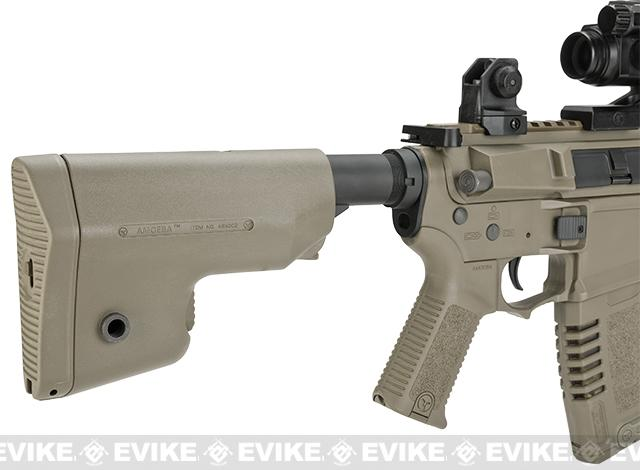 ARES Amoeba CG 6 CQB M4 Airsoft AEG - Dark Earth