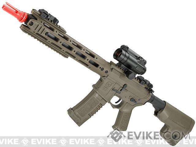 ARES Amoeba CG 13.5 M4 Carbine Airsoft AEG - Dark Earth