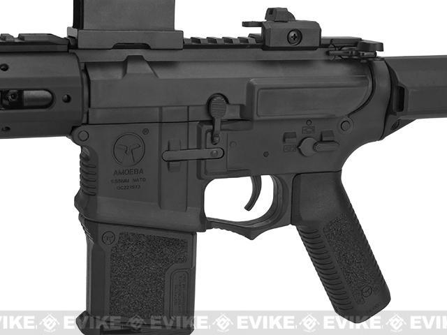 ARES Amoeba MR/E Micro CQB M4 Airsoft AEG - Black