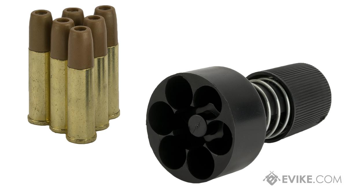 ASG Speed Loader with 6 Shells for 4.5mm Dan Wesson BB Revolvers