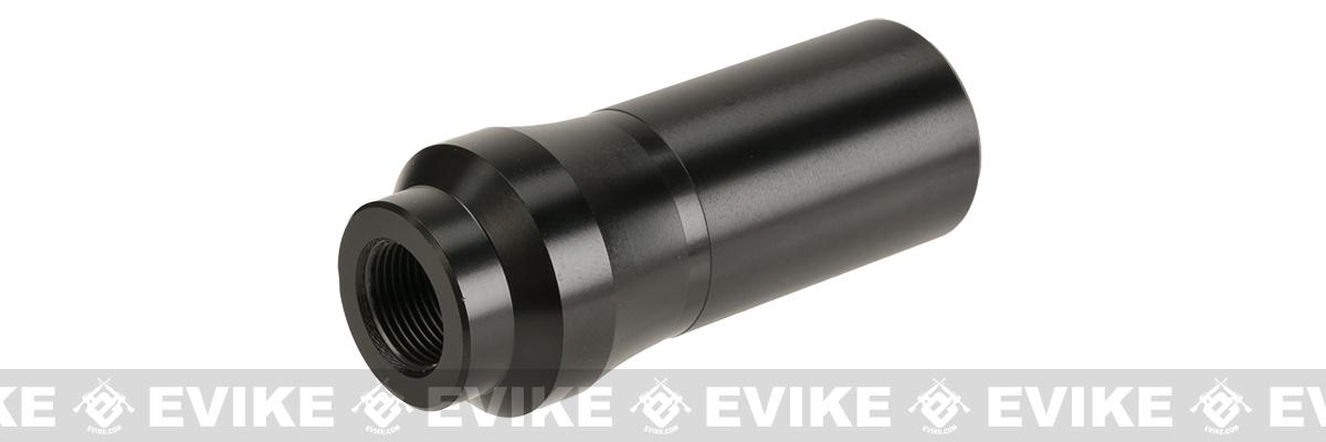 ASG TAC QD Mock Suppressor - 14mm Negative