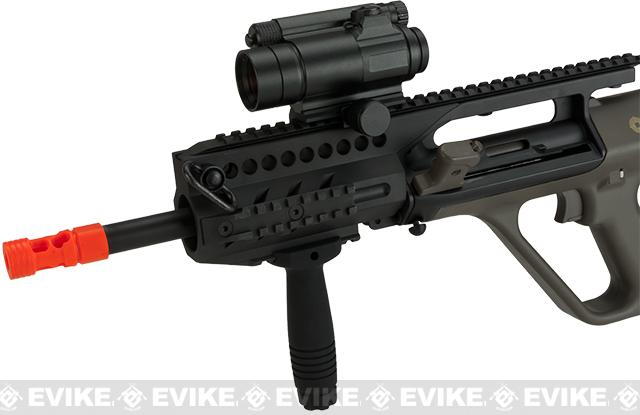 Evike.com Exclusive ASG Steyr Licensed AUG A3 Metal Gearbox Airsoft AEG Rifle (Color: OD Green)