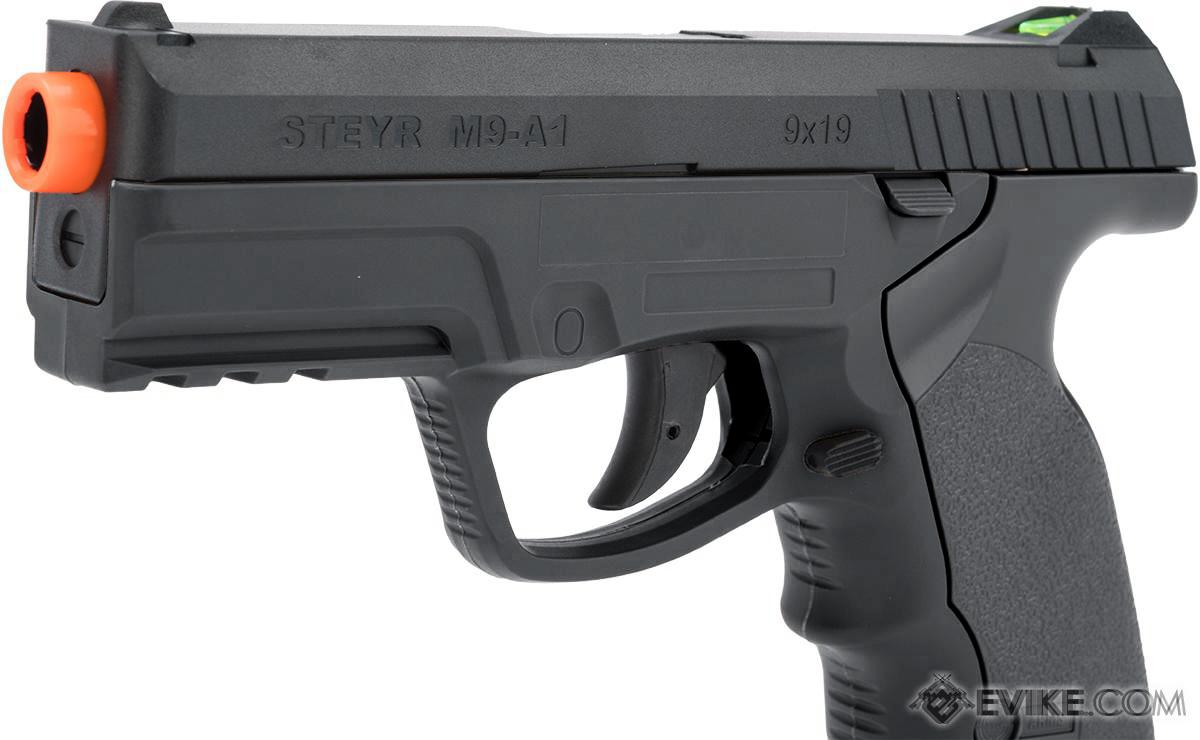 ASG Steyr M9A1 Non-Blowback Pistol (Color: Black)