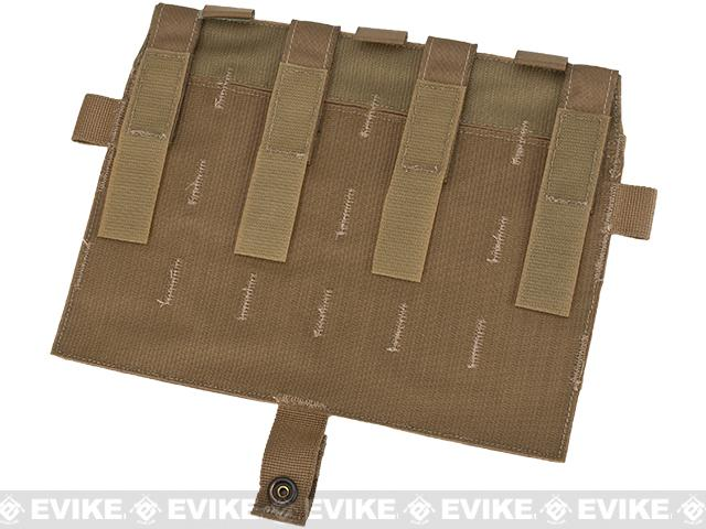 Crye Precision AVS Detachable MOLLE Flap - Coyote