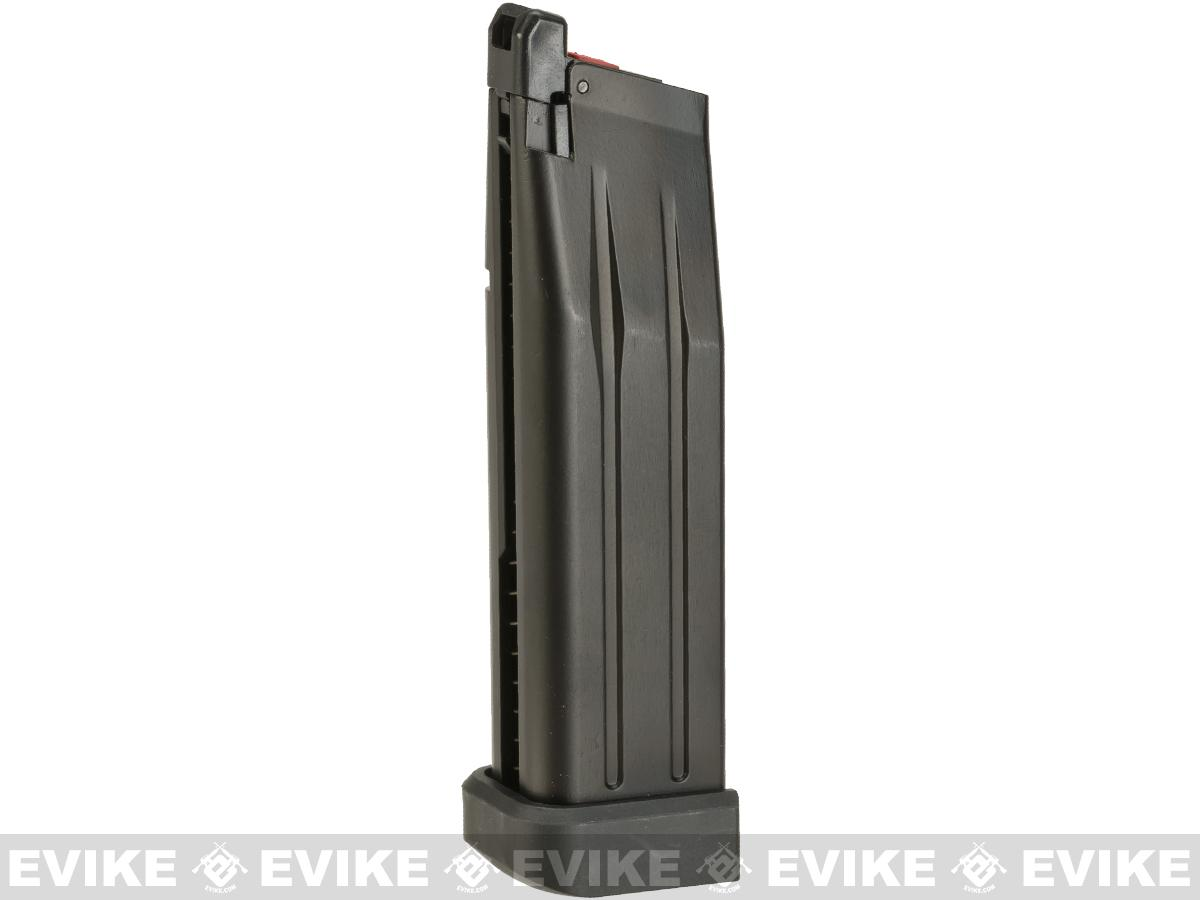 AW Custom Spec Spare Green Gas Magazine for HI-CAPA Gas Blowback Airsoft Pistols
