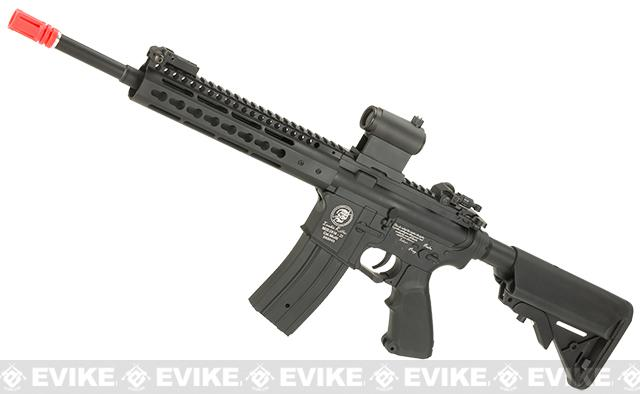 Matrix Full Metal M4 Zombie Killer Alpha Airsoft AEG Rifle by JG