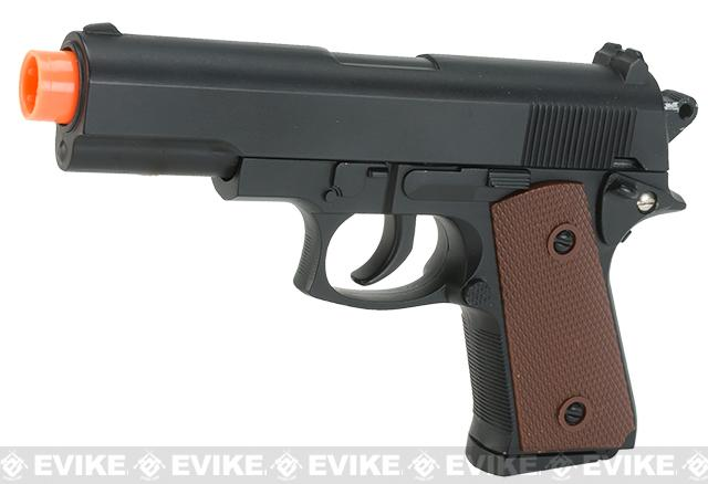 Full Metal 1/2 Scale Spring Powered 1911 Pistol