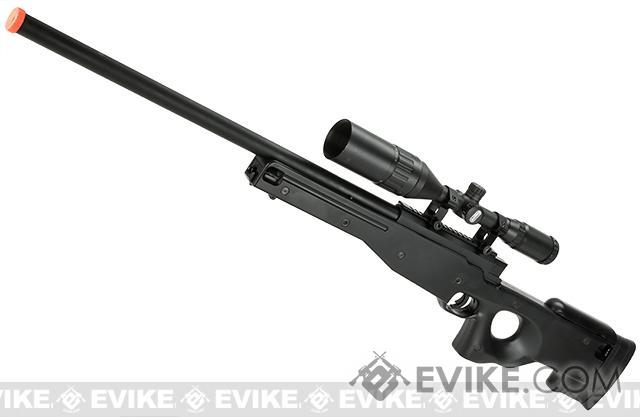 JG Type96 / MK96 APS-2 Airsoft Bolt Action Sniper Rifle - Black