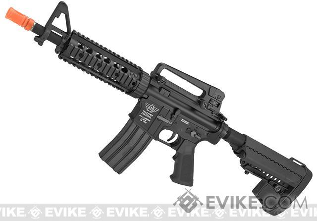 Bone Yard - BOLT M4 B.R.S.S. Full Metal Recoil EBB Airsoft AEG Rifle (Store Display, Non-Working Or Refurbished Models)
