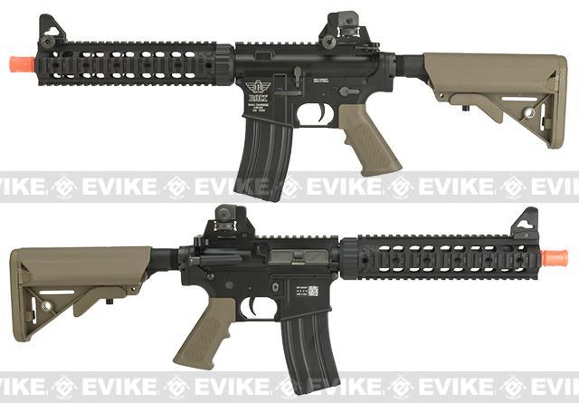 BOLT B4 FS B.R.S.S. Full Metal Recoil EBB Airsoft AEG Rifle - Tan