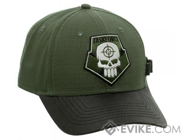 Suicide Squad Task Force X Adjustable Embroidered  Hat - Green