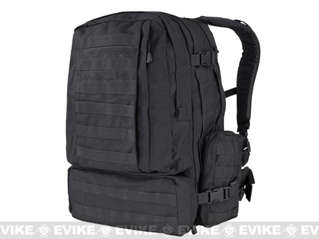 Condor Tactical Expedition Combat 3 day assault Back Pack - Black