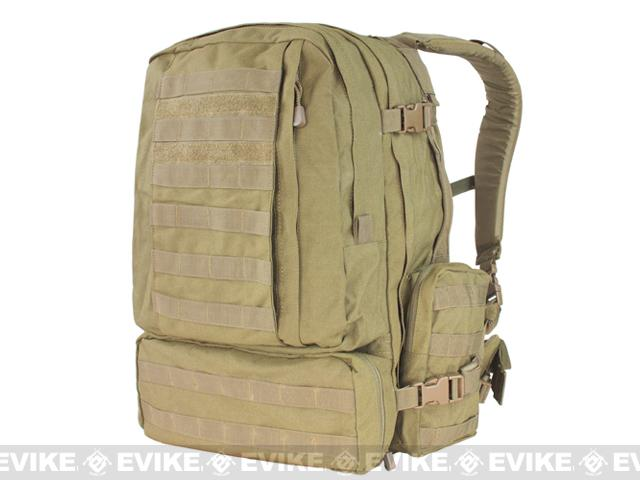 Condor Tactical Expedition Combat 3 day assault Back Pack - Tan