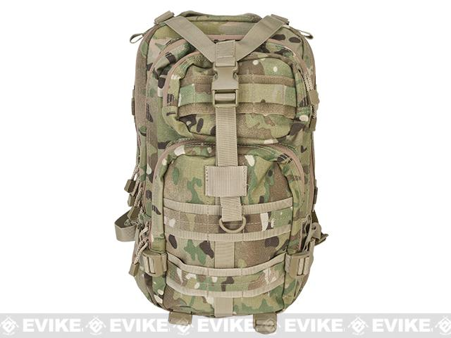Condor Compact Assault Pack w/ Hydration Compartment - Multicam