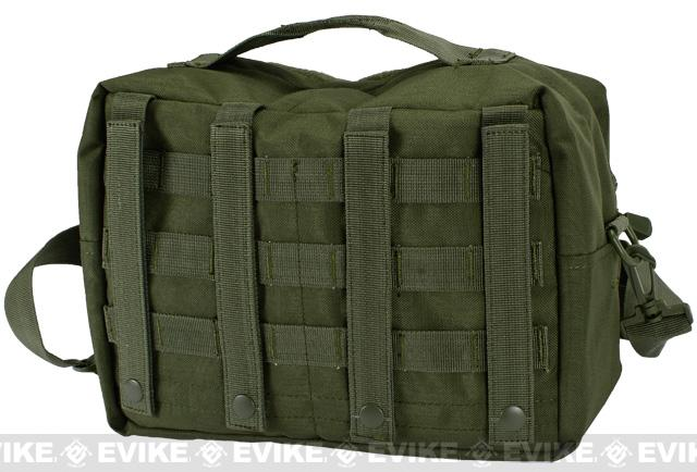 Condor MOLLE Large Utility Shoulder Bag / Butt Pouch - OD Green