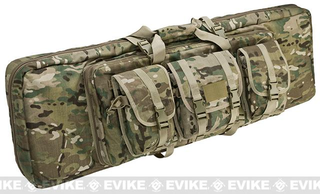 Condor 42 Tactical Padded Double Rifle Bag - Multicam