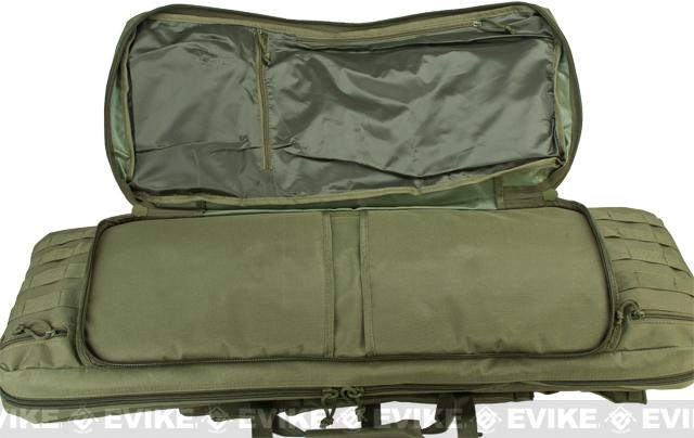 Combat Featured 36 Ultimate Dual Weapon Case Rifle Bag (Desert)
