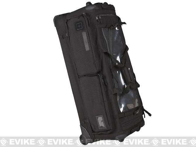 5.11 Tactical CAMS 40 Outbound Rolling Rifle Bag / Suitcase (Color: Black)