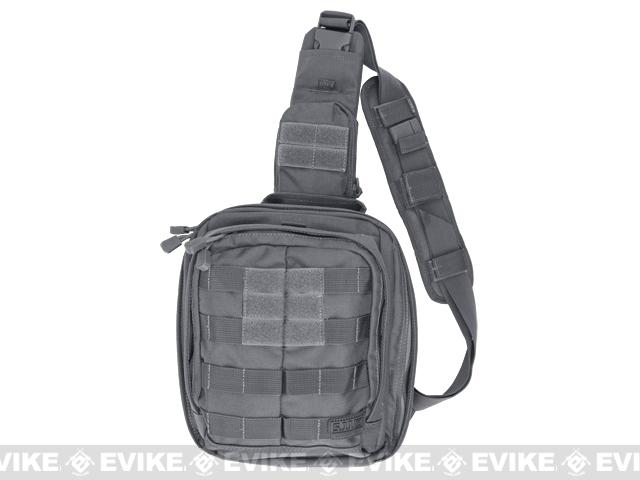 5.11 Tactical RUSH MOAB 6 Ambidextrous Sling Pack - Storm