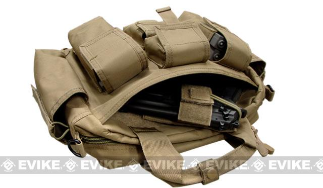 z Condor Shooter's Tactical Response Bag - ACU Camo