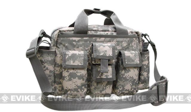 Condor Shooter's Tactical Response Bag - ACU Camo