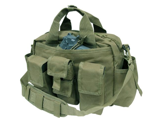 Condor Shooter's Tactical Response Bag - OD Green