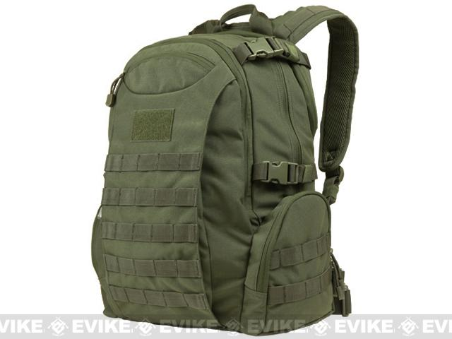 Condor Tactical Commuter Pack Backpack - OD Green