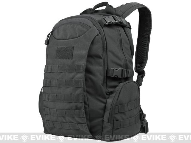 Condor Tactical Commuter Pack Backpack - Black
