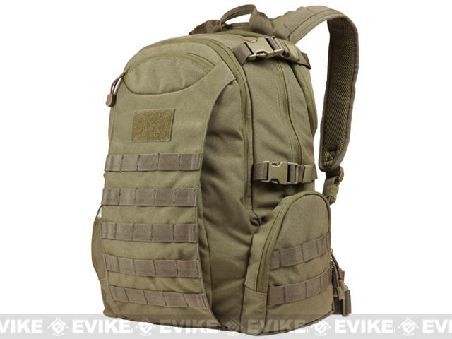 Condor Tactical Commuter Pack Backpack - Tan