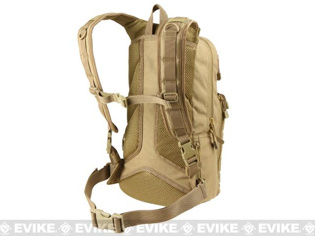 Condor Fuel Hydration Pack Backpack (Color: Tan)