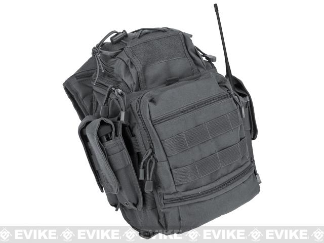 VISM First Responders Utility Bag - Urban Grey