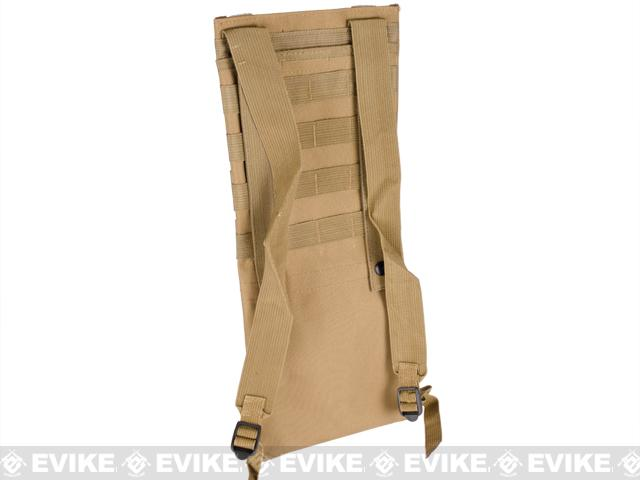 Matrix MOLLE Hydration Carrier w/ Bladder (Color: Digital Woodland)