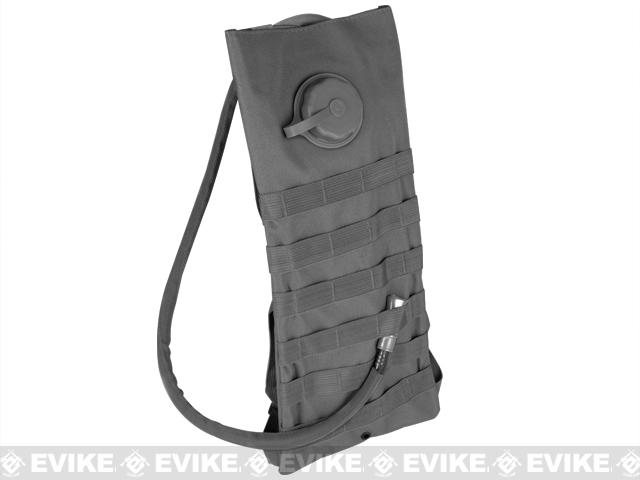 Matrix MOLLE Hydration Carrier w/ Bladder (Color: Black)