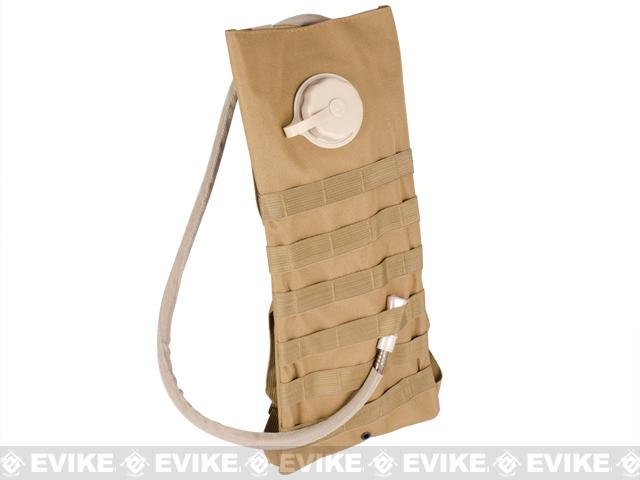 Matrix MOLLE Hydration Carrier w/ Bladder - (Tan)