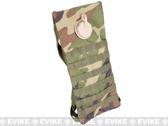 Matrix MOLLE Hydration Carrier w/ Bladder (Color: Woodland)