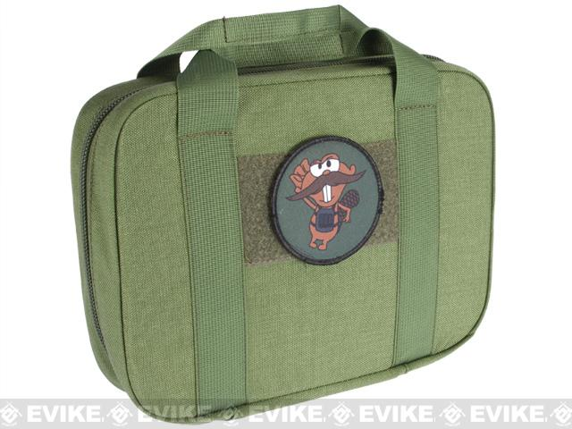 Phantom Gear Tactical 12 Loop Patch Book - Desert