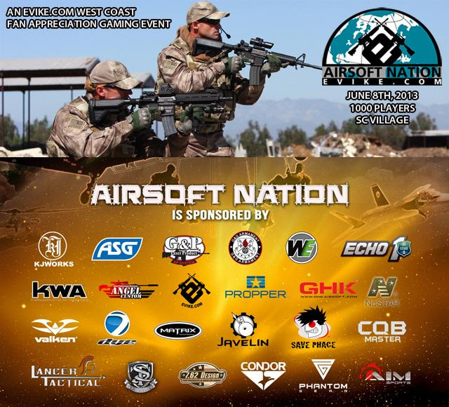 z Operation Airsoft Nation 2013 - West Coast Fan Appreciation Game Registration (6-8-2013) - Alpha