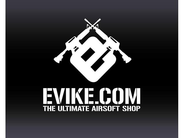 Evike.com Airsoft Nation Small Size Banner - 150cm x 120cm