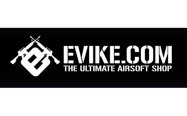 Evike.com Airsoft Nation Medium Size Banner - 200cm x 65cm
