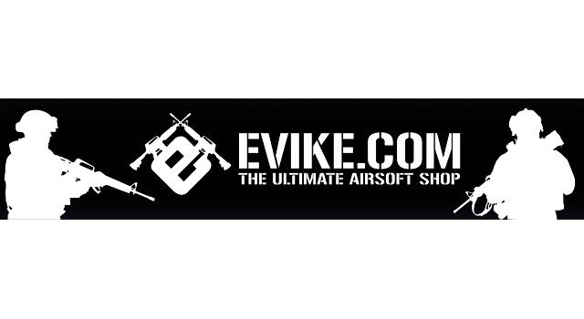 Evike.com Airsoft Nation X-Large Banner - 360cm x 75cm