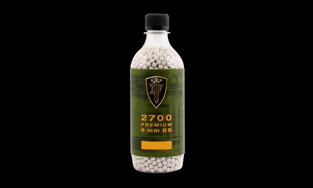 Elite Force Premium BBs 0.20g - White (QTY: 1 Bottle / 2,700 Rounds)