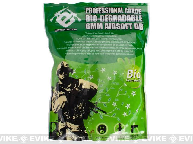 0.28g Match Grade Biodegradable 6mm Airsoft BB - 1KG / 3571 rds