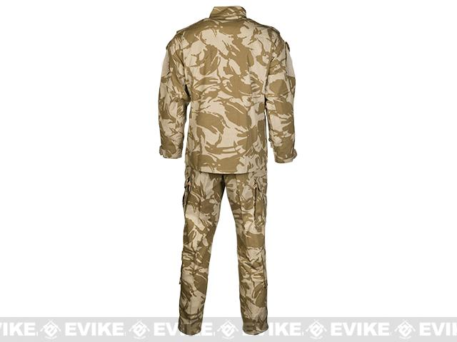 Emerson R6 BDU Field Uniform Set - Desert DPM (Size: Small)
