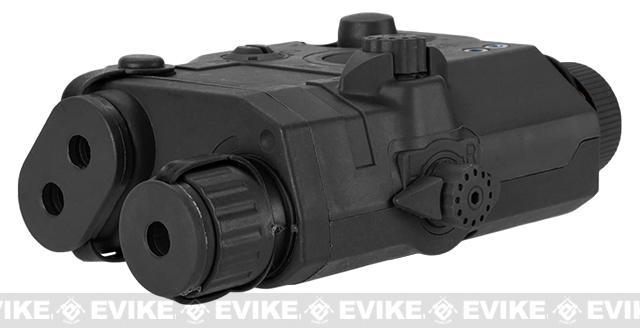 Matrix Airsoft PEQ-15 Battery Box - Black