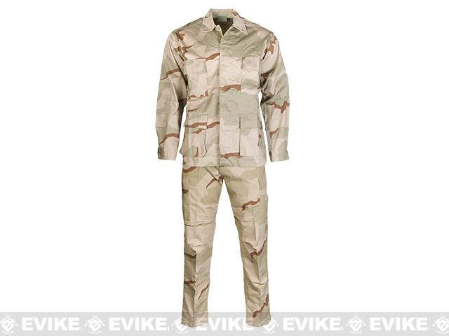 Rothco 65/35 BDU Pants - 3 Color Desert (Size: XL)