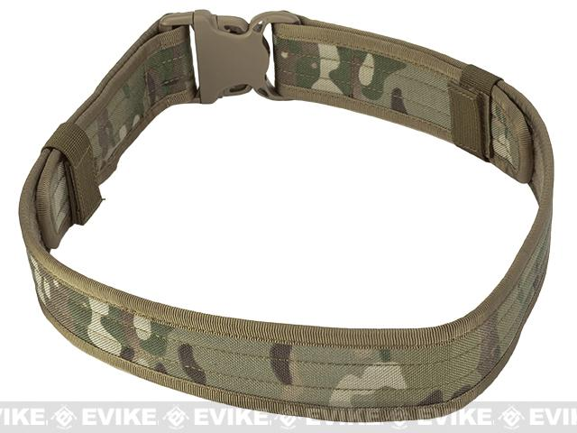 Avengers 2 Rigid Duty / Shooters Belt - V-Cam Camo