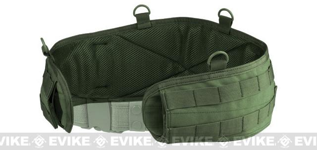 Condor Gen 2 Battle Belt - OD Green (Size: Small)